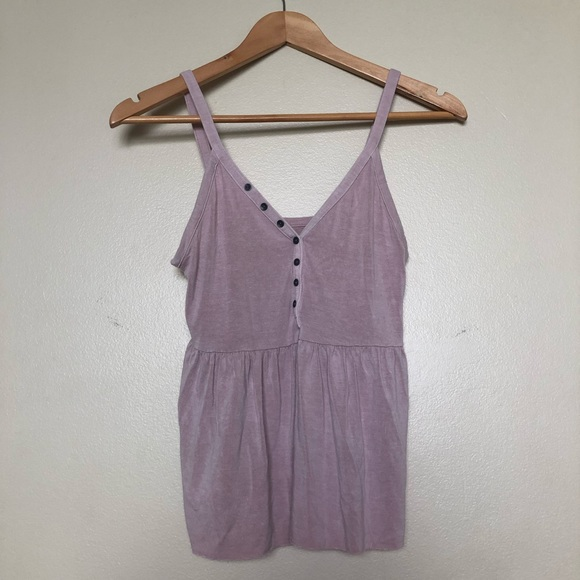 American Eagle Outfitters Tops - Button Up Soft & Sexy Camisole, S || AmericanEagle